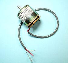 Canon Seiki 12vdc Miniature Motor, 4000 RPM, EN35