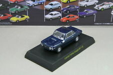 Kyosho 1/64 Lancia Fulvia Coupe HF 1.6 Blue Minicar Collection 2007 Japan Fiat