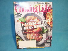 Cooking Light November 2016 Thanksgiving Cook Book Free Shipping
