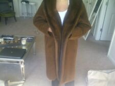 Max Mara Teddy Bear Coat with the  Finest quality Mink Trimming