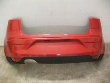 Seat Altea 5P Stoßstange Altea 5P Heckschürze hinten 5P0807434A Lack LS3H Rot