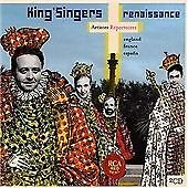 King's Singers - Renaissance (King's Singers) - DOUBLE SEALED CD