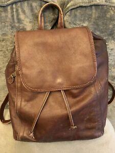 Vaquetta Leather Backpack / Rucksack Beautiful