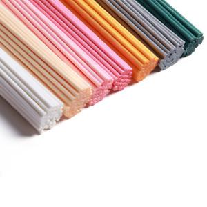 Fiber Rattan Reed Replacement Sticks Aroma Diffuser Fibre Refill Synthetic 24cm