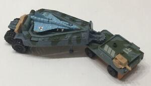 Mega Force Kenner Diecast  XT Enforcer Mobile Catapult Near Complete