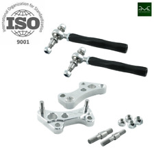 BMW 46 / LOCK KIT / ADAPTERS DRIFT FOR STEEL CONTROL ARMS / PMC MOTORSPORT