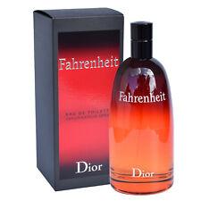 Dior Fahrenheit Eau de Toilette 200 ml XXL Parfüm für Herren Duft EDT Spray