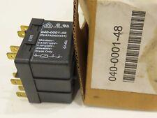 Copeland Potential  040-0001-48 16A 2.5HP 5 HP