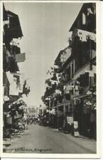 "Malaya REAL PHOTO POSTCARD VIEW """