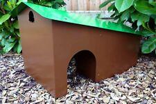 More details for hedgehog house hibernation shelter sanctuary garden nest habitat predator proof