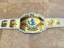 WWE Intercontinental Heavyweight Wrestling Championship Belt.Adult Size.WHITE