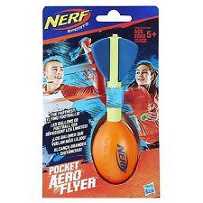 Hasbro C0052 Nerf Pocket Football Aero Flyer - Orange
