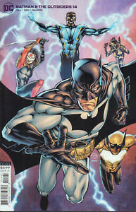 Batman and the Outsiders Nr. 14 (2020), Variant Cover Davis, Neuware, new