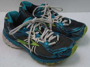 Brooks Ravenna 4 Women's Size 6.5 Blue Athletic Running Shoes 8276