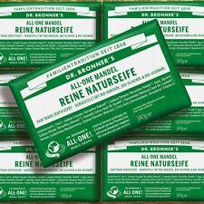 Dr. Bronner's Magic Soap Mandel 140g Naturkosmetik FairTrade Bio Stückseife vega