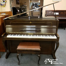 "Ibach Walnut 42"" Upright Piano (Pre-Owned) Made in Germany in 1962"