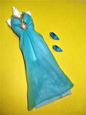 Vtg Barbie Superstar 70s Doll Clothes Lot SEARS Glamour DRESS 1978 2062 HTF