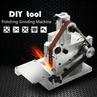 Multifunctional Grinder Mini Electric Belt Sander Polishing Grinding