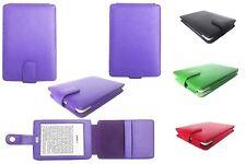Amazon Kindle Con Touch 7 ° Generación 2014 De Cuero Genuino Funda Protectora Chaqueta