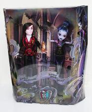 monster high,djinni whisp, villain kieran valentine,Villain 2-Pack SDCC,dolls