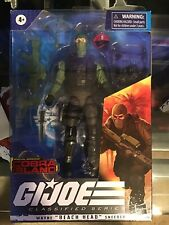 Gi Joe Classified BEACH HEAD Cobra Island Target Exclusive nib action figure