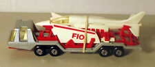 DTE LESNEY MATCHBOX SUPERKINGS SK-13 F10 AIRCRAFT TRANSPORTER W/RED LOAD