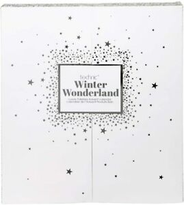 Winter Wonderland Advent Calendar Luxury Toiletries Gift