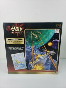 NISB: Star Wars Episode 1 BRAVO SQUADRON ASSAULT PUZZLE - Two Sided, 750 Pieces