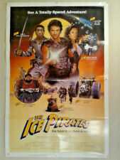 Vintage The Ice Pirates 1980's Comedy Spoof Original One Sheet Movie Poster 1984