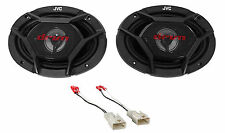 """2002-2006 Toyota Camry JVC 6x9"""" Rear Factory Speaker Replacement Kit"""