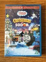 Thomas  Friends Christmas On Sodor (DVD) Brand New Sealed