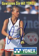 ANNA KOURNIKOVA Signed Original Autographed Photo COA #3