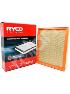 Ryco Air Filter FOR HOLDEN COLORADO RG (A1618)
