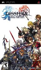 Dissidia Final Fantasy PSP New Sony PSP