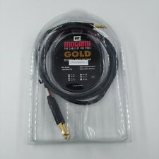 NEW Mogami GOLD INSERT TS-06 Insert Cable, Male Plug Send/Receive Connectors