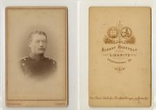 R.Haertelt, Liegnitz, Legnica Pologne, officier, soldat, militaire à identifier