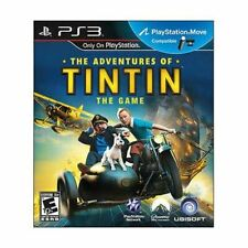 Adventures of Tintin Original Sony Playstation 3 PS3 Game