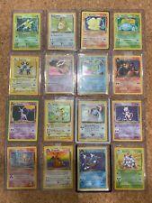 1999 Pokemon Base Set/Gym Heroes/Dark - Individual Cards