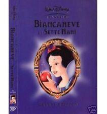 DISNEY DVD Biancaneve de luxe (2 dvd) - raro, originale