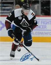 Autographed Colorado Avalanche Mikhail Grigorenko 8x10 Photo Original