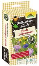Neudorff Wildgärtner Freude Bunte Schwärmerei Samenmischung 50g 10m² Wildblumen