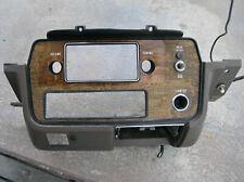 OEM DASH BEZEL AMC Gremlin Concord Spirit Eagle Faceplate Radio Housing Console