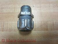 """Thomas And Betts 2522 Strain Relief Cord Connector 1/2"""""""