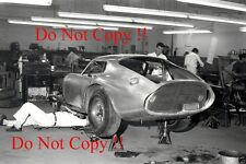 Shelby Daytona Cobra Coupe Factory Preparation 1964 Photograph 1