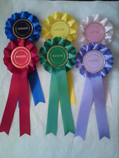 20 X WINNER ROSETTES FOR ANY OCCASTION great value
