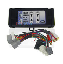 Car Audio Dual RCA Auxiliary Input Adapter Interface for Chrysler/Dodge/Jeep Aux