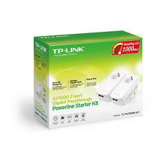 Tp-link Tl-pa7020pkit Powerline Av1000 2p Gigabit