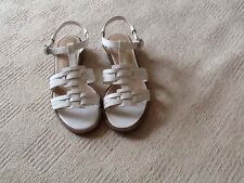Ladies footglove sandals size 4 from marks and spencer