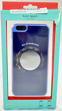 NIB AUTH KATE SPADE GO OVERBOARD IPHONE 6 PLUS CASE MSRP $50.00 #1206L