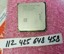 AMD Athlon 64 2800+ 1.8 GHz Processor    ADA2800AEP4AR SOCKET 754 DESKTP CPU